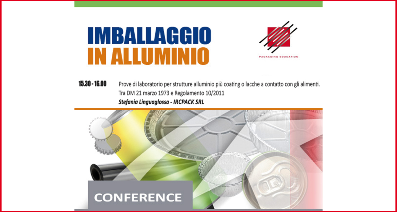 February 14th – ALUMINUM PACKAGING Conference